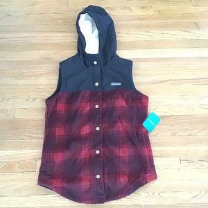 Women's Columbia Overlay Vest